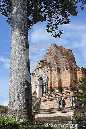 Wat Chedi Luang  pagoda