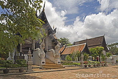 Wat Chedi Luang, temple in Thailand