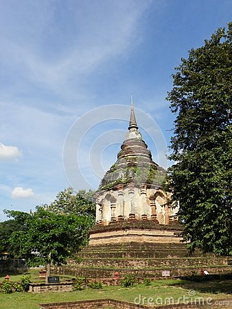 Wat chedyod temple