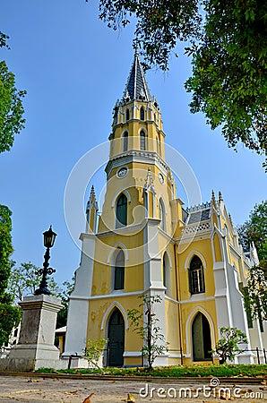 Wat Niwet Thamma Prawn Ayutthaya Thailand
