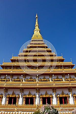 Wat Nong Waeng in Khonkaen