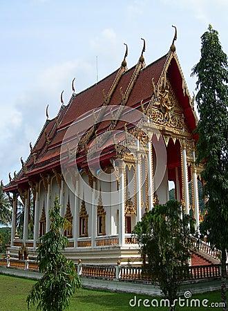 Wat in Phang Nga