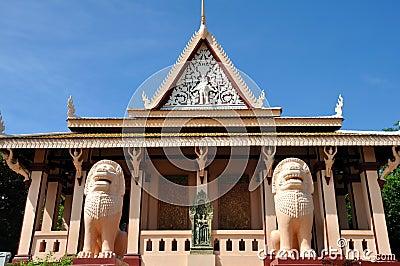 Wat Phnom,Cambodia