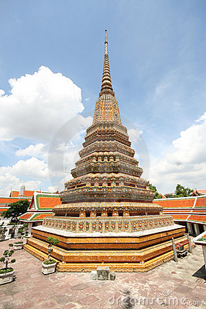 Wat Pho Stupa