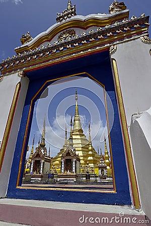Wat Phra Boromthat Tak