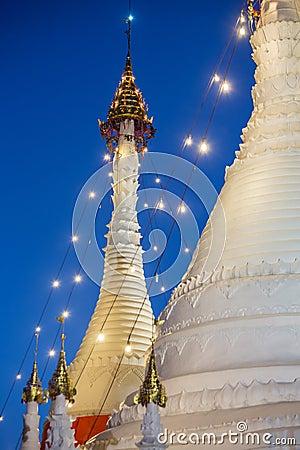 Wat Phra That Doi Kong Mu Stock Photography - Image: 37594642