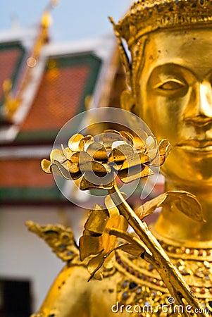 Wat phra Kaeo.