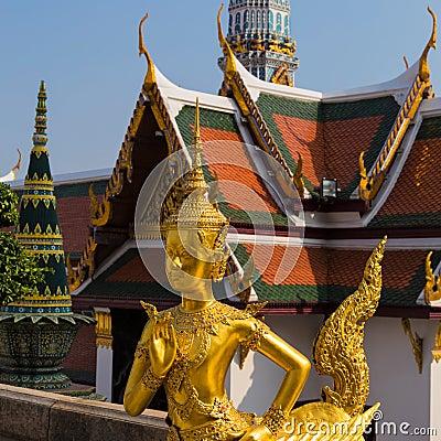 Wat Phra Kaew, Bangkok (Thailand)