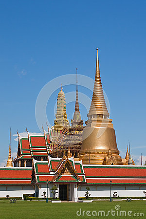 Wat Phra Kaew, The Emerald Buddha Temple