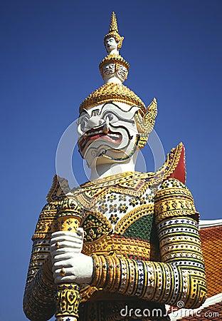 Wat Phra Kaew - Grand Palace - Bangkok