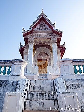 Wat Phra Kaew in Khao Wang