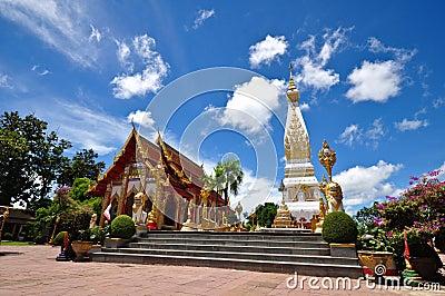 Wat Phra That Phanom of Thailand