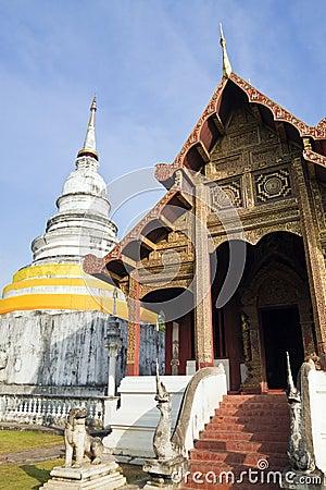 Wat Phra Singh Editorial Photography