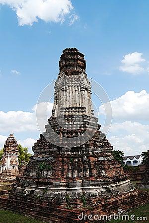 Wat Phra Sri Ratana Mahathat ,thailand ,pagoda