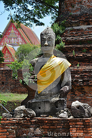 Free Wat Phra Sri Sanphet At Ayutthaya Historical Park Thailand Stock Photo - 33433800