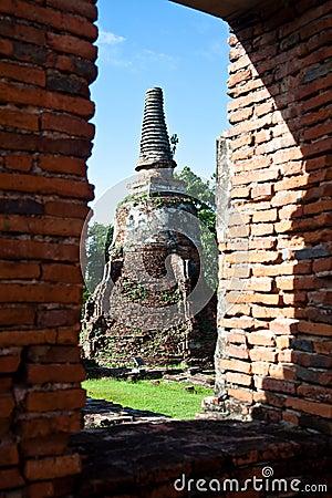 Free Wat Phra Sri Sanphet Of  Ayutthaya7 Stock Photo - 20658580