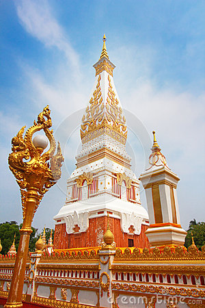 Free Wat Phra That Phanom Royalty Free Stock Photos - 32357678