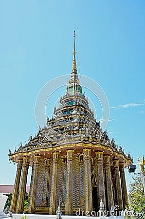 Wat Phrabuddhabat, Saraburi, Thailand