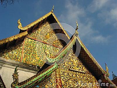 Wat Phrathat Doi Suthep, Chiang Mai, Thailand