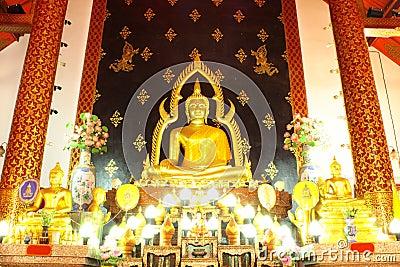 Wat Pra Bart Mingmuang