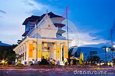 Wat Rama9 of Thailand