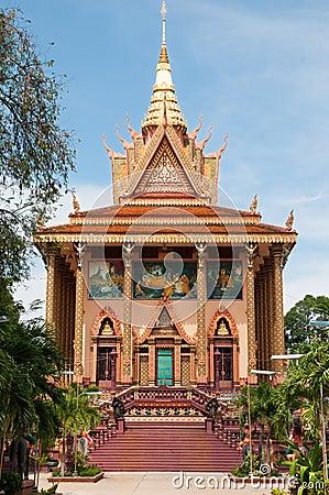 Wat Set Tbo in Cambodia