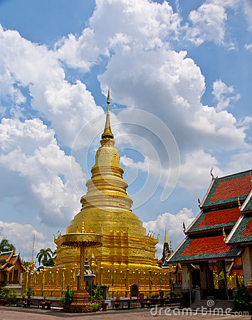 Wat thailändisch