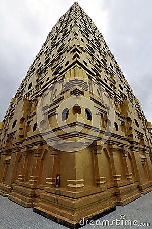 Free Wat Wang Wiwekaram Temple Royalty Free Stock Photography - 5279907