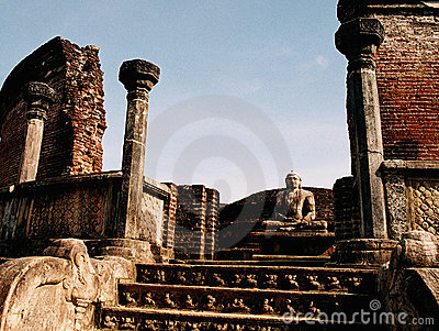 Watadage,polonnaruwa-Sri Lanka