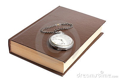 Watch and book