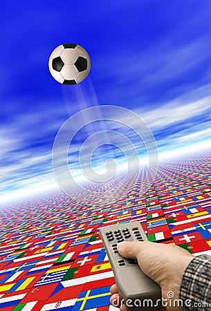 Watch football championship
