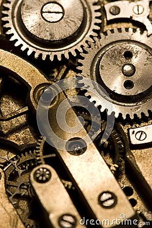Free Watch Mechanism Stock Image - 10552351
