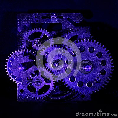Free Watch Mechanism Royalty Free Stock Photo - 112599245