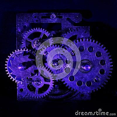 Free Watch Mechanism Royalty Free Stock Photo - 112599245