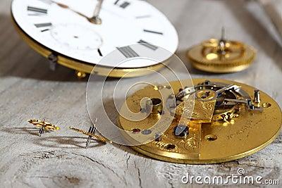 Watch mechanism C