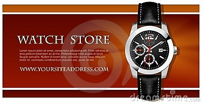 Watch Store Card