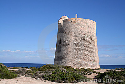 Watch Tower Ibiza