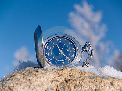 Watch at winter