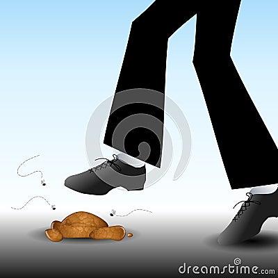 Watch Your Step Metaphor