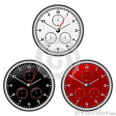 Watches dials