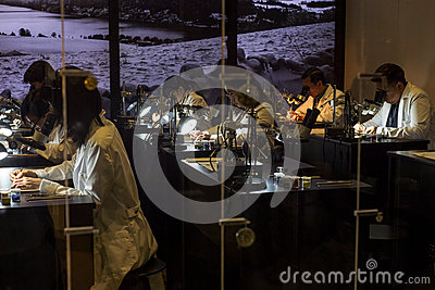 Watches & Wonders First Asia Haute Horlogerie Exhibition Editorial Image