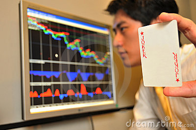 Watching the stock market 10