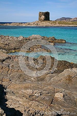 Free Watchtower In Sardinia Stock Photos - 5099143
