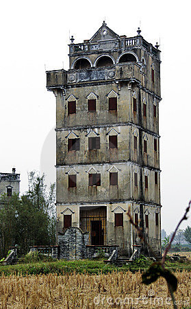 Watchtower in Kaiping