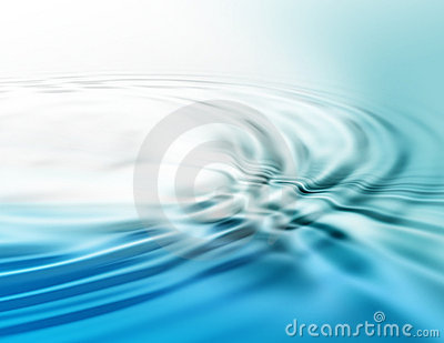 Water abstract. Background for design