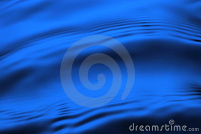Water Blue Waves