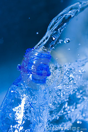 Free Water Bottle Royalty Free Stock Images - 1255569