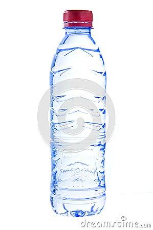 Free Water Bottle Royalty Free Stock Photos - 15172728