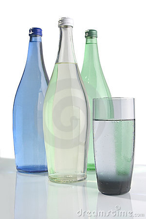 Water bottles 1