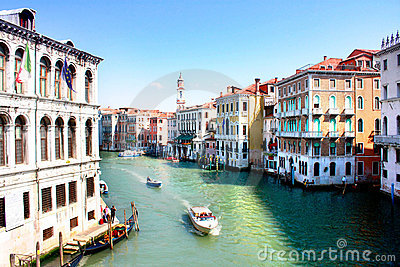 Venice Editorial Stock Photo
